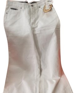 Dolce&Gabbana Straight Pants White