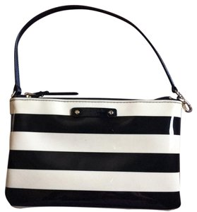 Kate Spade Wristlet in Black Cream