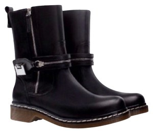 Zara Boot Boot Black Boots