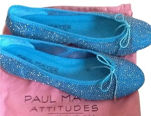 Paul Mayer Turquoise Flats
