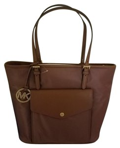 Michael Kors Tote in Dusty Roses and Brown