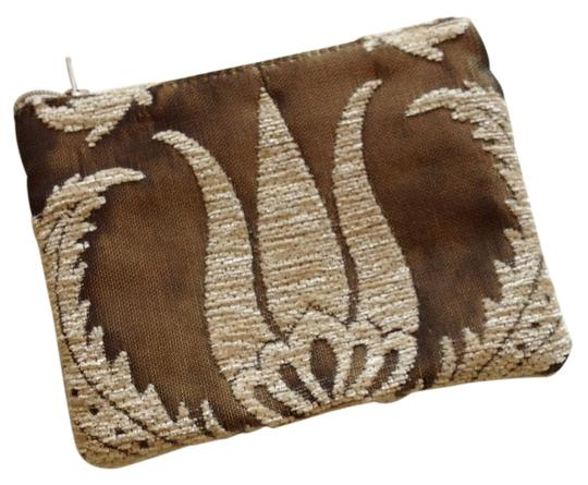 Other Vintage Jacquard Fabric Pouch