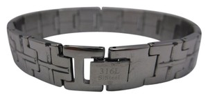 Pre-Owned Stainless Steel 8in Bracelet w Free Shipping