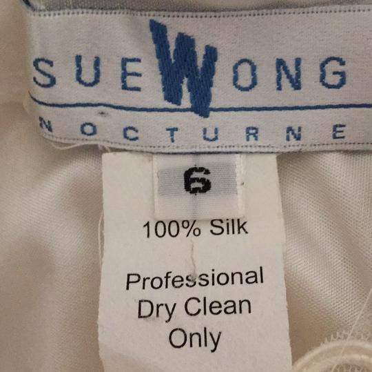 Sue Wong Ivory Dress - 69% Off Retail 85%OFF