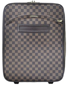 Louis Vuitton Pegase 45 Brown Travel Bag