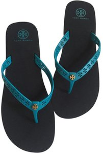 Tory Burch FRENCH TURQUOISE Sandals