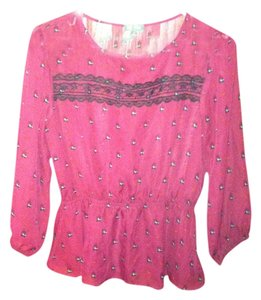 Lily Rose Top Purple