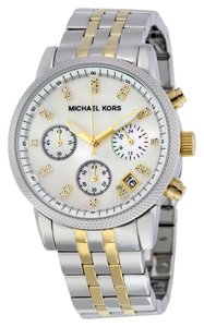 Michael Kors Michael Kors Two Tone Bracelet Watch