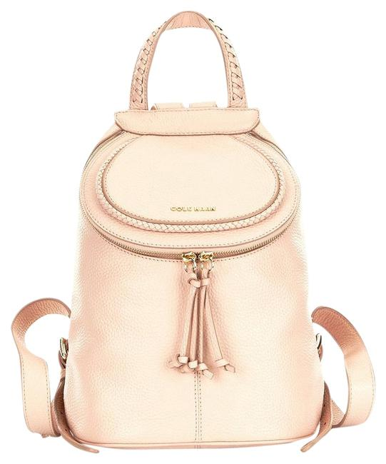 Item - Delilah Canyon Rose Leather Backpack