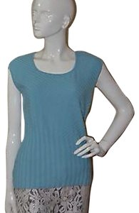 St. John Top Light Blue