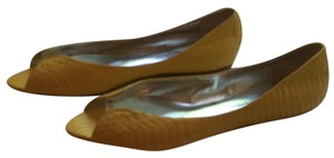 Jessica Simpson Yellow Flats