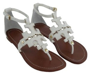 Tory Burch Flat Thong Bleach Sandals