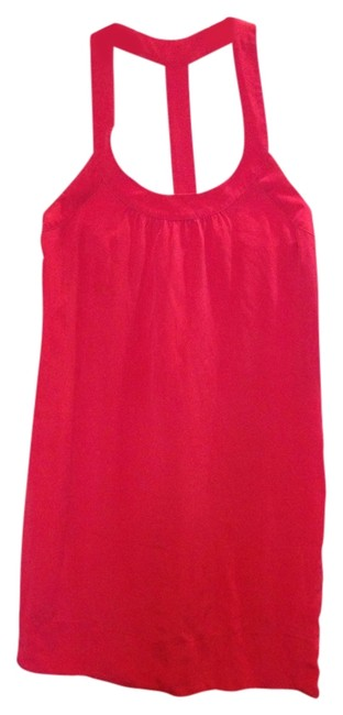 Banana Republic short dress Fuchsia on Tradesy