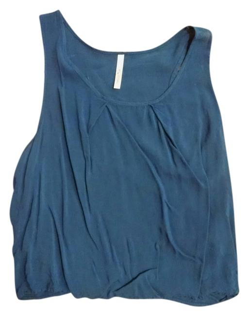 Preload https://item4.tradesy.com/images/my-story-true-blue-blouse-size-2-xs-1659263-0-0.jpg?width=400&height=650
