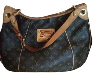 Louis Vuitton Pm Galliera Monogram Hobo Bag