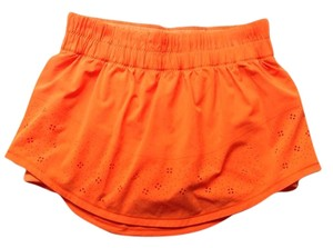 Lululemon Running Skort Skort Orange
