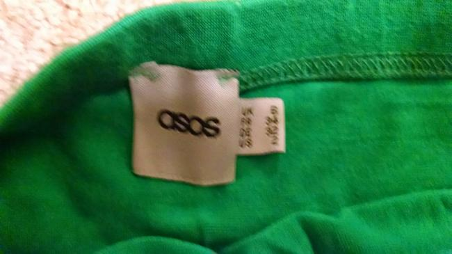 ASOS Mini Skirt True Green
