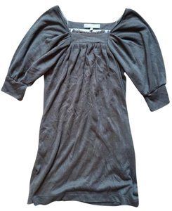 MM Couture short dress gray on Tradesy