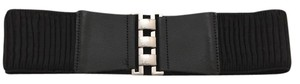 Express EXPRESS LEATHER STRETCH BELT