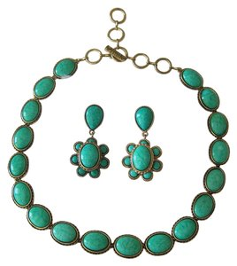 Amrita Singh Hamptons Collection Necklace & Earrings