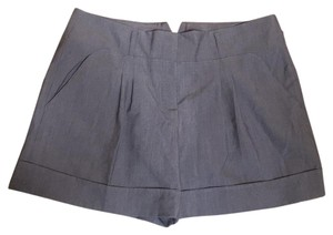 BCBGMAXAZRIA Dress Shorts Grey