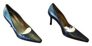 Sergio Zelcer Black Pumps