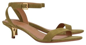 Tory Burch Olive Sandals