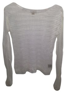 Ralph Lauren Linen Crochet Sweater