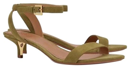 Tory Burch Olive Sandals Image 0