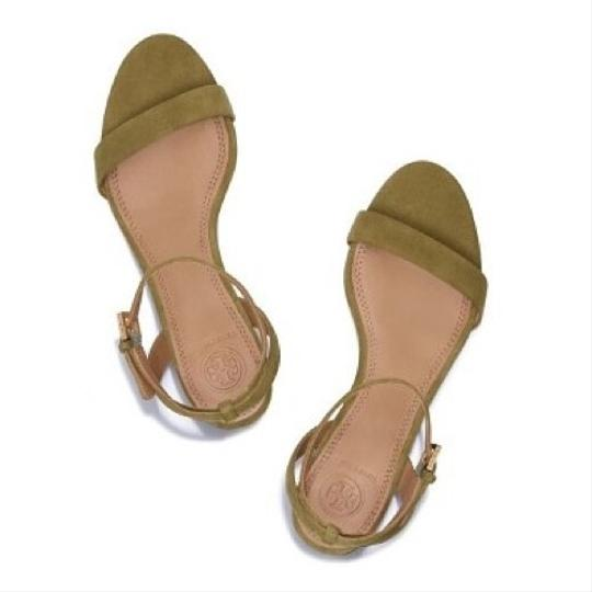 Tory Burch Olive Sandals Image 2