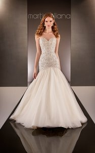 Martina Liana Ml 600 Wedding Dress
