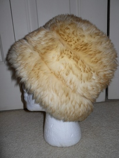 unknown Vintage shearling hat