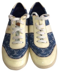 Louis Vuitton Blue Athletic