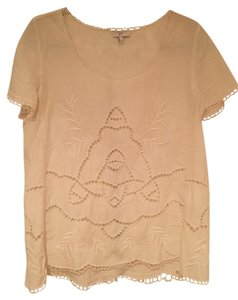 Joie Cotton Blouse Tunic