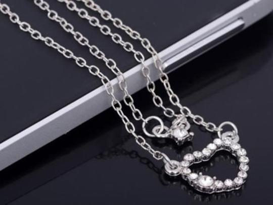 Preload https://item4.tradesy.com/images/silver-bogo-free-tone-layered-free-shipping-necklace-1659733-0-0.jpg?width=440&height=440