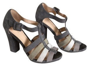 Cole Haan Grey Sandals