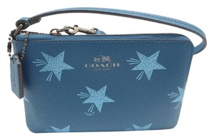 Coach Phone Case Wallet Star Canyon Wristlet in Slate