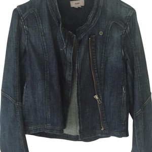 Helmut Lang Dark indigo blue Womens Jean Jacket