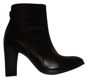 Calvin Klein Leather Black Boots