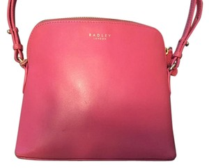 RADLEY LONDON Leather Structured Cross Body Bag