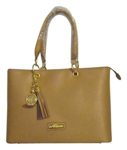 Joy & IMAN Tote in Rich Camel
