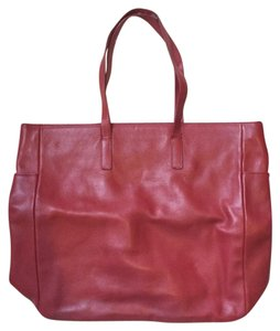 Express Tote in Red