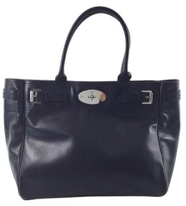 Mulberry Tote in Midnight Blue
