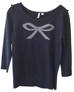Frenchi Bow Sweater