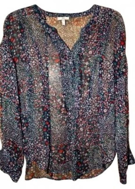 Preload https://item3.tradesy.com/images/joie-navy-blue-multi-color-floral-sheer-bohemian-blouse-size-8-m-166007-0-0.jpg?width=400&height=650