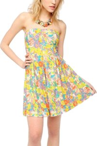 Urban Outfitters short dress Multi on Tradesy