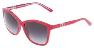 Dolce&Gabbana Dolce-Gabbana DG4170PM-588-87 Women's Red Frame /Grey Lens Sunglasses New In Box