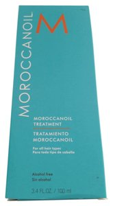 Moroccan oil Moroccanoil Treament Oil 3.4 Fl oz 100ml - Sealed with Pump NEW