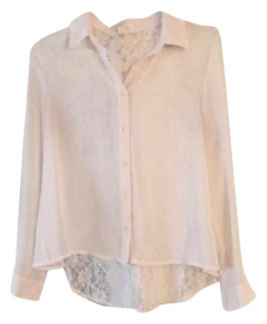 b81c76a5c Forever 21 Ivory Button Down Shirt - 28% Off Retail 80%OFF - kdb.co.ke