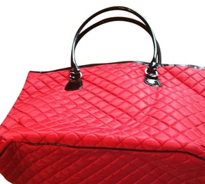 Crabtree & Evelyn Red Travel Bag